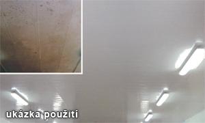 stropní obkladové desky